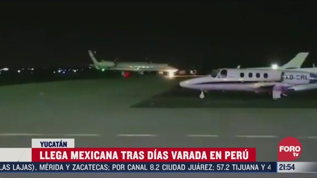 Foto: Mujer Varada Perú COVID-19 Llega México 30 Marzo 2020