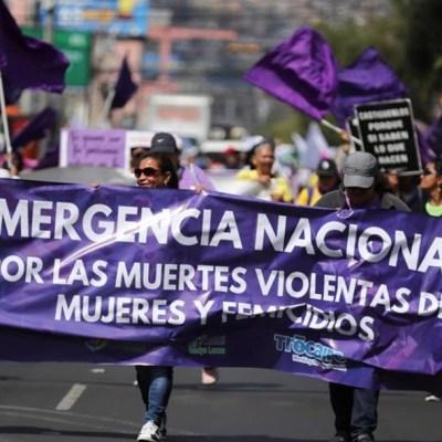 Mujeres latinoamericanas se preparan para multitudinarias marchas feministas