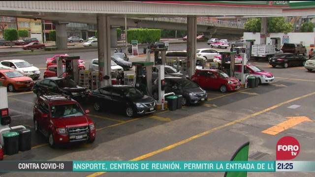 Foto: Profeco Multarán Gasolineras Suban Precios México 30 Marzo 2020