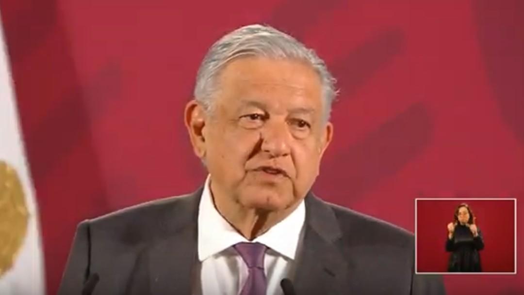 Foto: Andrés Manuel López Obrador