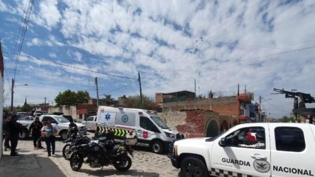Foto: Balacera en Tlaquepaque deja saldo preliminar de 9 muertos, 06 de marzo de 2020, (informador.mx)