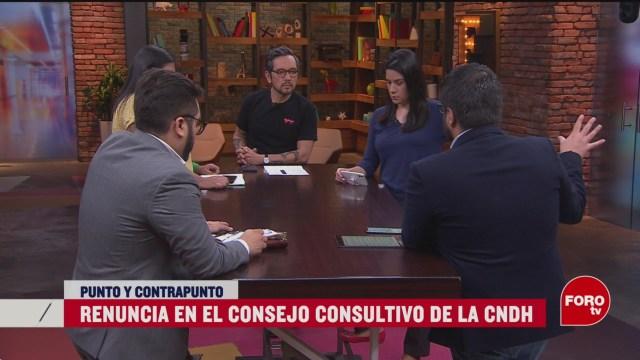 Foto: Renuncia José de Jesús Orozco Henríquez Consejo Consultivo Cndh 11 Marzo 2020