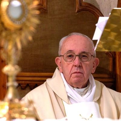 Colaborador de residencia del papa Francisco da positivo a coronavirus