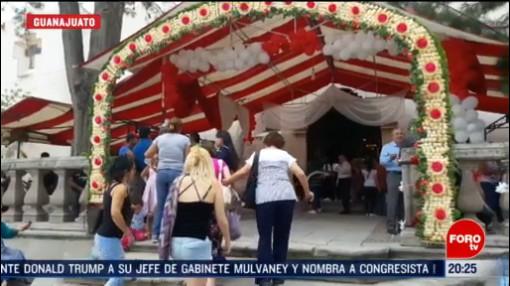 FOTO: 7 marzo 2020, peregrinos llegan a casa de ejercicios en atotonilco