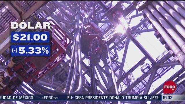 FOTO: 8 marzo 2020, peso sufre caida y se cotiza en 21 pesos por dolar
