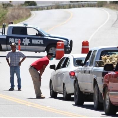 Imagen: Coahuila registró el sábado su primera muerte por coronavirus. 28 de marzo de 2020 ( ALEJANDRO RODRÍGUEZ/CUARTOSCURO.COM)