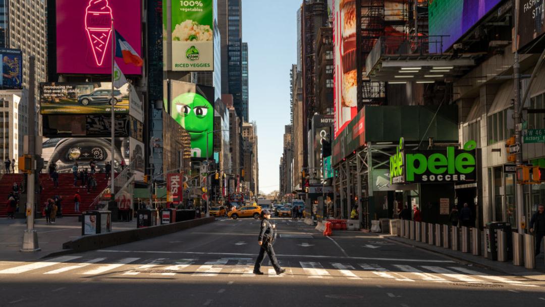 Nueva York: ¿por qué es el epicentro del coronavirus en EU?