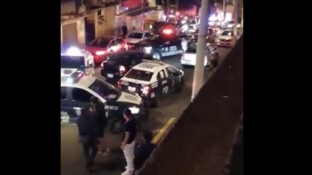 Acusan a policías de Cuajimalpa de golpear a jóvenes