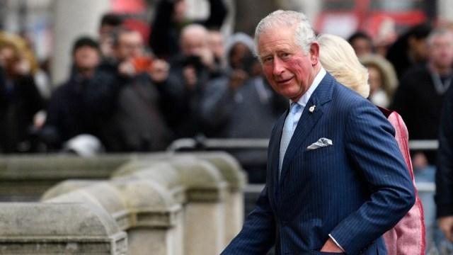 Foto: Príncipe Carlos de Inglaterra deja el aislamiento tras coronavirus