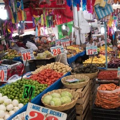 Abasto de productos básicos, garantizado ante contingencia de coronavirus: secretaria de Economía