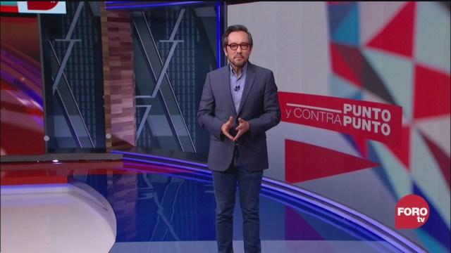Foto: Punto Contrapunto Genaro Lozano Programa Completo 26 Marzo 2020
