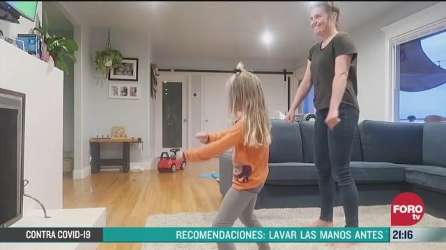 Foto: Recomendaciones Qué Hacer Con Niños Durante Cuarentena Coronavirus 19 Marzo 2020