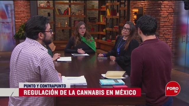 Foto: Legalización Marihuana México 4 Marzo 2020