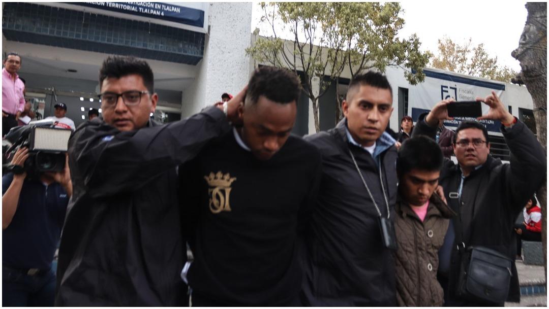 Foto: Renato Ibarra deberá esperar una nueva audiencia para conocer su situación, 8 de marzo de 2020 (CUARTOOSCURO)