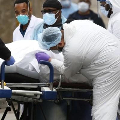 EEUU supera a China en cifra de muertos por coronavirus