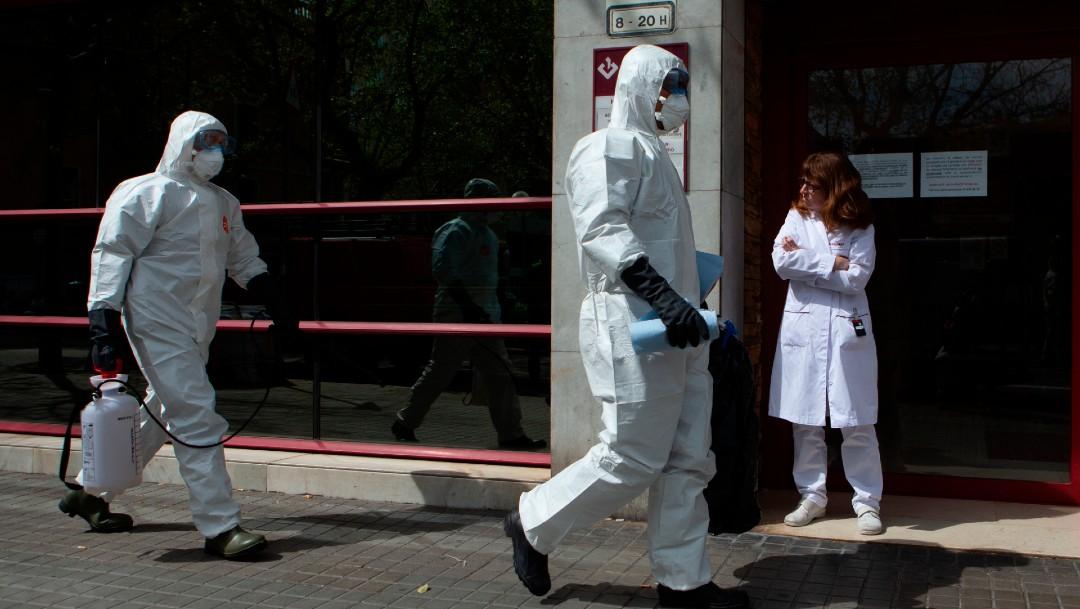 Foto: Se frenan contagios por coronavirus en España