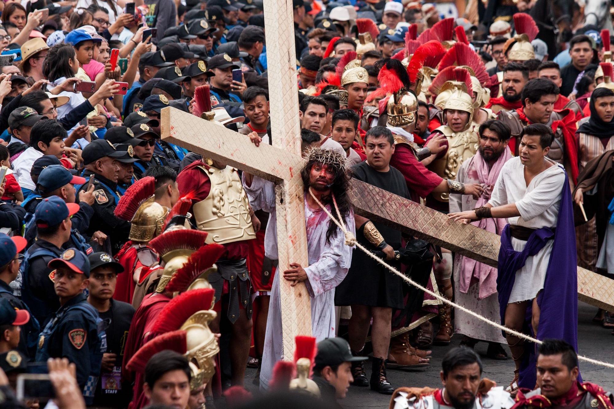 Foto Semana Santa Pasión Cristo Marzo 2020