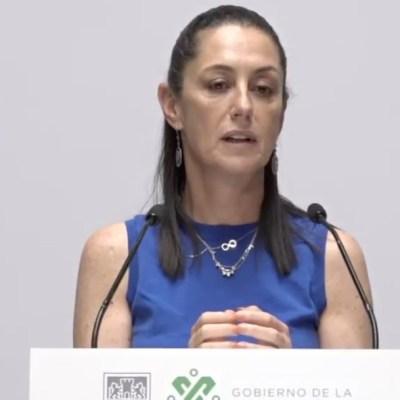 Sheinbaum anuncia microcréditos ante emergencia por coronavirus en CDMX