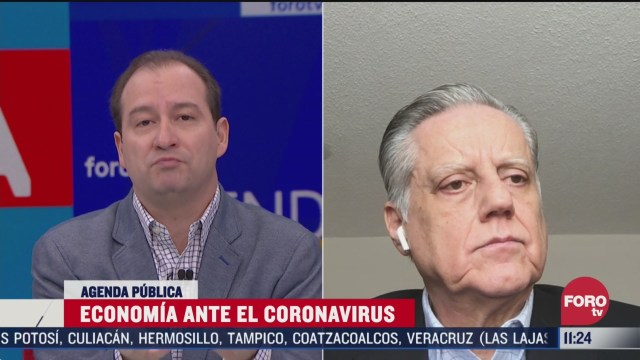 FOTO: 22 marzo 2020, situacion economica en mexico por el coronavirus covid
