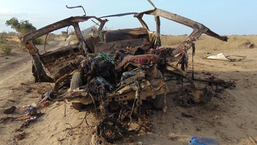 Foto: Mahad Dhoore, diputado del Parlamento somalí, aseguró que las personas de ese país están pagando un alto precio por el terrorismo