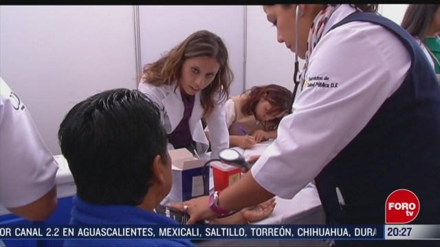 Foto: Suman 10 Casos Sarampión Cdmx 11 Marzo 2020