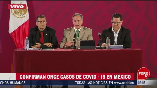 Foto: Suman 11 Casos Confirmados Coronavirus México 11 Marzo 2020