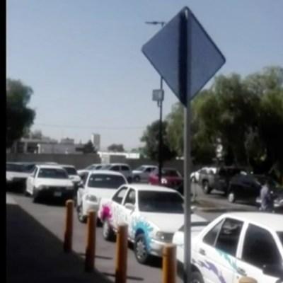 Vecinos y taxistas de Tecámac se organizan para impedir saqueos