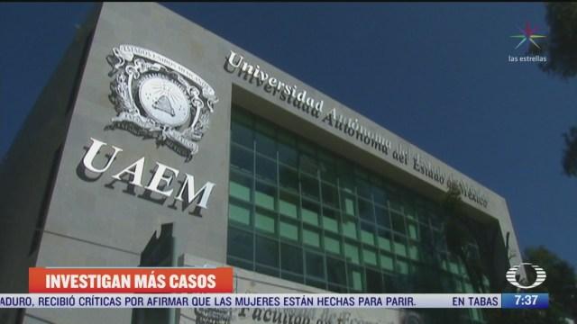 uaem confirma 18 casos de hostigamiento y violencia sexual contra alumnas