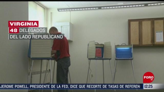 virginia bastion republicano participa en primarias democratas