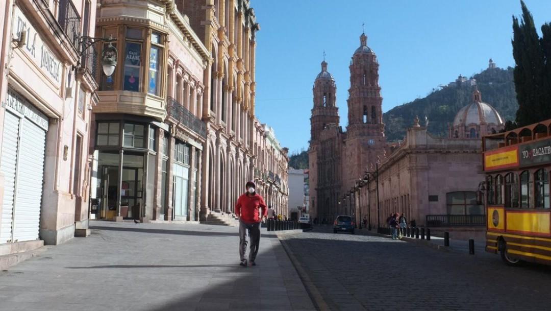 Zacatecas aplicará el Hoy No Circula para reducir movilidad por coronavirus.(Cuartoscuro)