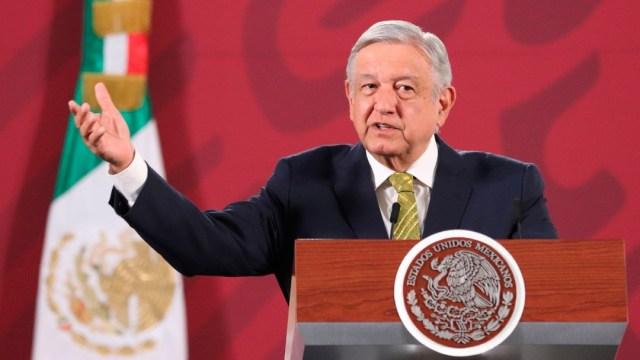 El presidente Andrés Manuel López Obrador. (EFE)