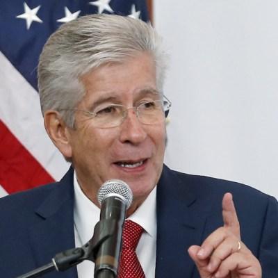 Gerardo Ruiz Esparza, exsecretario de Comunicaciones y Transportes. (Reuters, archivo)