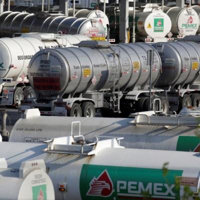 Mezcla mexicana de petróleo cae a mínimo histórico de -2.37 dólares por barril
