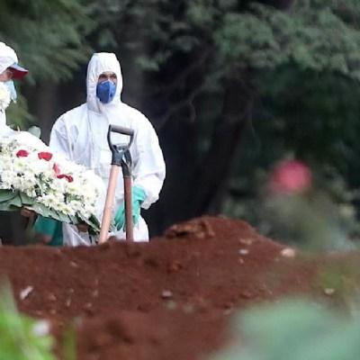 Coronavirus: Brasil supera los 10 mil casos y llega a 431 muertos (EFE, archivo)