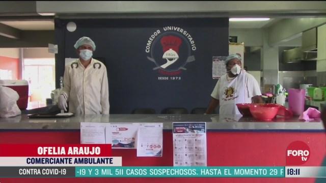 FOTO: abren comedor durante contingencia por coronavirus en guerreo