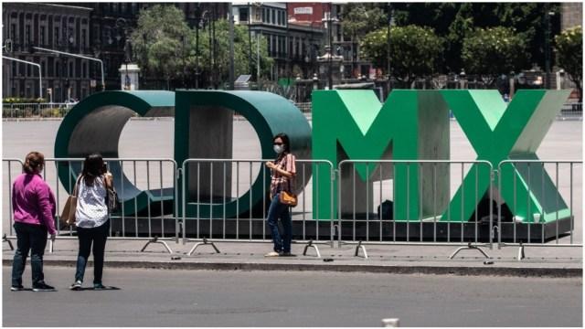 Imagen: El sàbado 18 de abril se esperan temperaturas de hasta 30 grados en la CDMX, 18 de abril de 2020 (ANDREA MURCIA/CUARTOSCURO.COM)