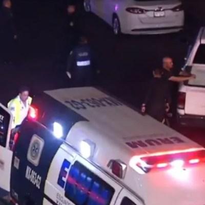 Una ambulancia del ERUM. (Foto: Noticieros Televisa)
