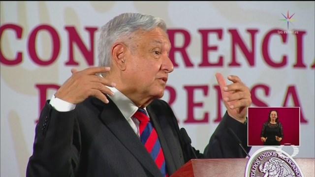 Foto: Amlo Lamenta Rechazo Adelantar Revocación Mandato 15 Abril 2020