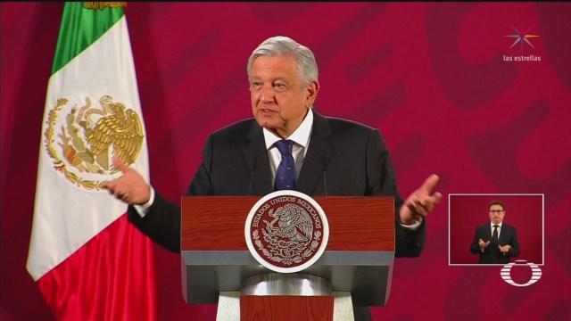 Foto: AMLO pide no descalificar programa emergente 6 Abril 2020
