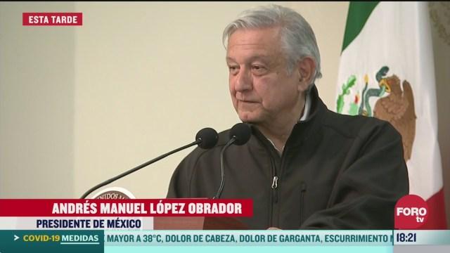 FOTO: 4 de abril 2020, amlo supervisa infraestructura hospitalaria en el centro medico naval en la ciudad de mexico