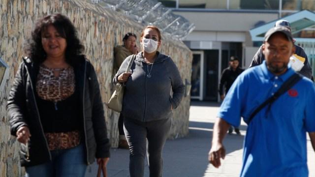 Foto: Ebrard: Se amplían recursos para atender a mexicanos en EEUU ante coronavirus