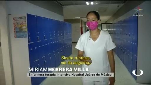Foto: Coronavirus Así Jornada Enfermeras Hospitales Pandemia 3 Abril 2020