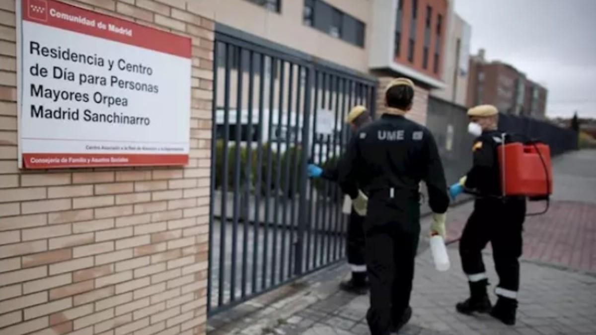 Coronavirus: Más de tres mil abuelitos han muerto en asilos