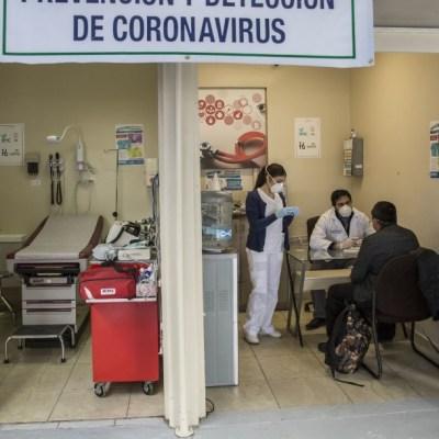 Coronavirus: Aumentan contagios entre médicos de Tijuana