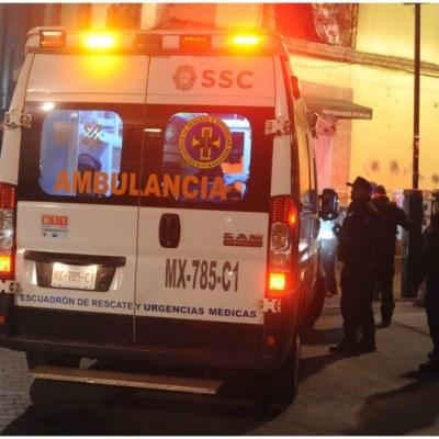 Mueren dos personas tras balaceras registradas en la Miguel Hidalgo
