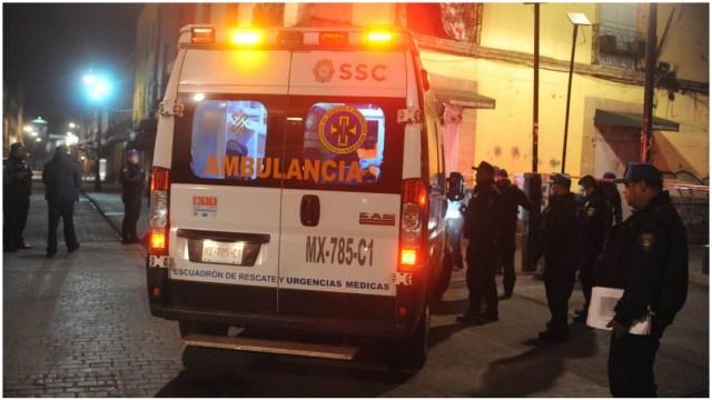 Imagen: Dos personas murieron en dos balaceras registradas en la Miguel Hidalgo, 4 de abril de 2020 (CUARTOOSCURO)