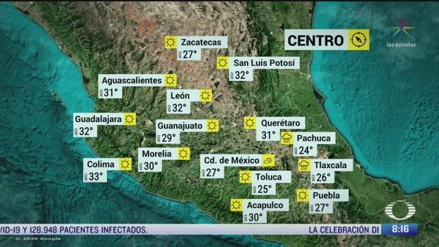 clima al aire nuevo frente frio 49 provocara fuertes lluvias en baja california