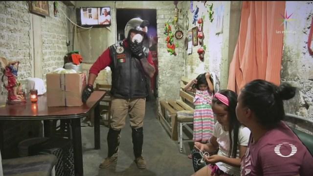 Foto: Colectivo crea red de apoyo para adultos mayores ante crisis por coronavirus 2 Abril 2020