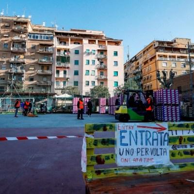 Confinamiento en Italia por coronavirus durará hasta el 2 de mayo