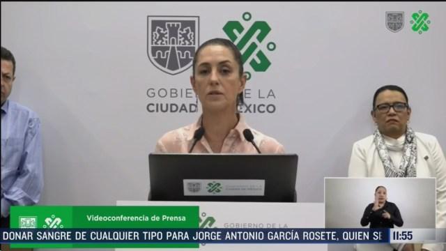 confirman mil 328 casos de coronavirus en la ciudad de mexico